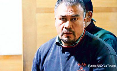 Araucanía: Posible entierro de armas en predios de detenidos