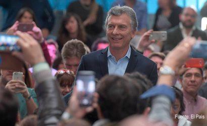 La mejoría de los últimos datos económicos empuja la campaña de Macri