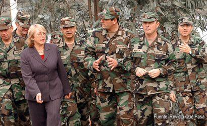A Bachelet le gustaba la Comisión Valech