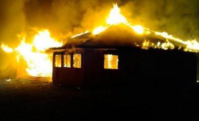 Atentado en la Araucanía: Tres iglesias quemadas