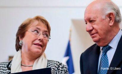 Los cinco legados del ex Presidente Lagos a los que Bachelet le ha pasado la retroexcavadora