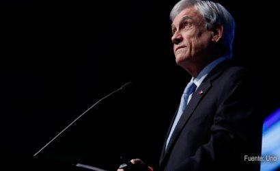 Piñera: «No vamos a dialogar con terroristas»