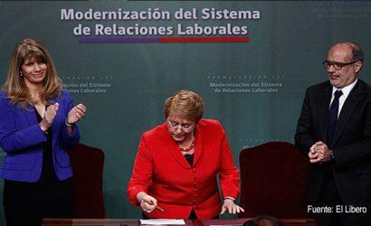 Reforma laboral: Las tres herencias complejas que dejará