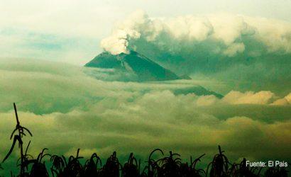 México: El volcán Popocatépetl despierta