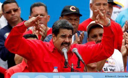 """Terrible: Nicolás Maduro feliz por protestas en Chile: """"Vamos mejor de lo que pensábamos"""""""
