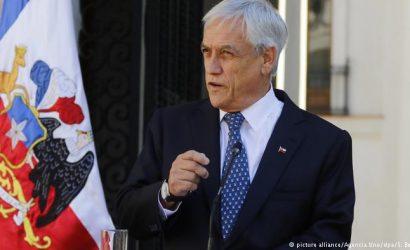 """Piñera pide a la OEA una """"acción internacional"""" en Venezuela"""