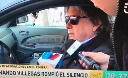 """Fernando Villegas se defiende de reportaje de The Clinic: """"Si un piropo es un pecado mortal, estamos sonados"""""""