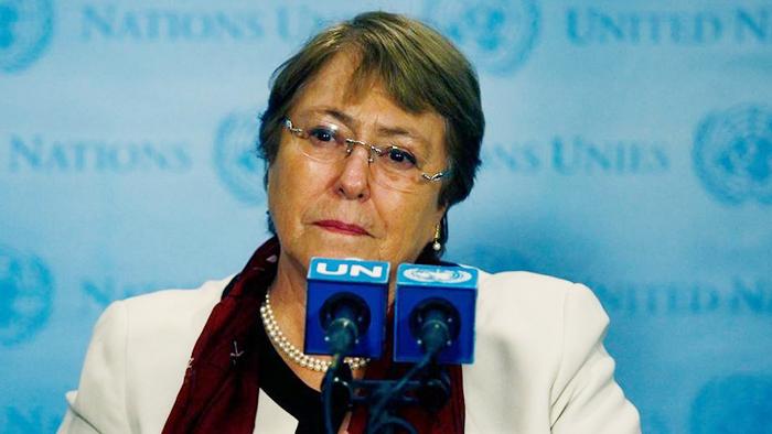 Michelle Bachelet lamenta la tendencia a negar violaciones de DD.HH. en Centroamérica