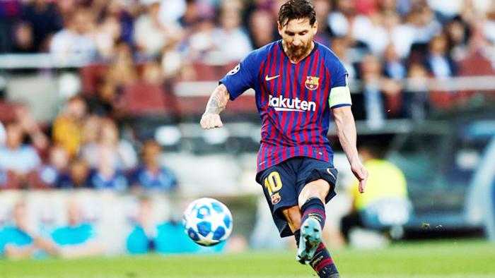 """Champions: Barcelona debutó con golazos y """"hat trick"""" de Messi"""