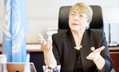 El historial de omisiones de Bachelet sobre DD.HH. en Venezuela