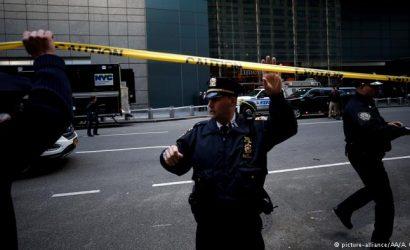 Hallan paquetes explosivos dirigidos a residencias de los Obama y Hillary Clinton