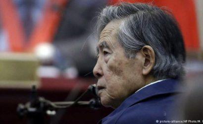 Congreso de Perú abre posibilidad para que Fujimori cumpla condena en casa