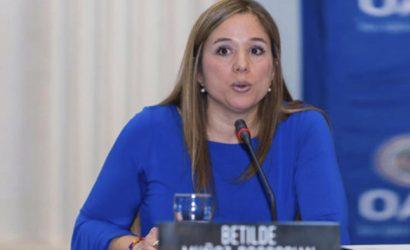 """Directora de Inclusión Social de la OEA: """"Estamos muy cerca de tener las condiciones para declarar una crisis regional de refugiados venezolanos"""""""