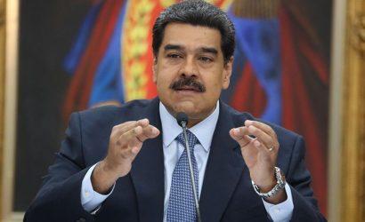 """Maduro a Bachelet por informe de ONU sobre Venezuela: """"Debería agarrar una piedra y darse en los dientes"""""""