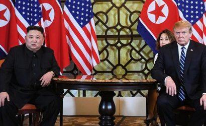 Fracasó la cumbre entre Trump y Kim Jong-un en Vietnam