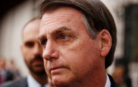 """""""No podemos ser sorprendidos"""": Bolsonaro asegura que ejército brasileño """"se está preparando"""" para enfrentar protestas como las de Chile"""
