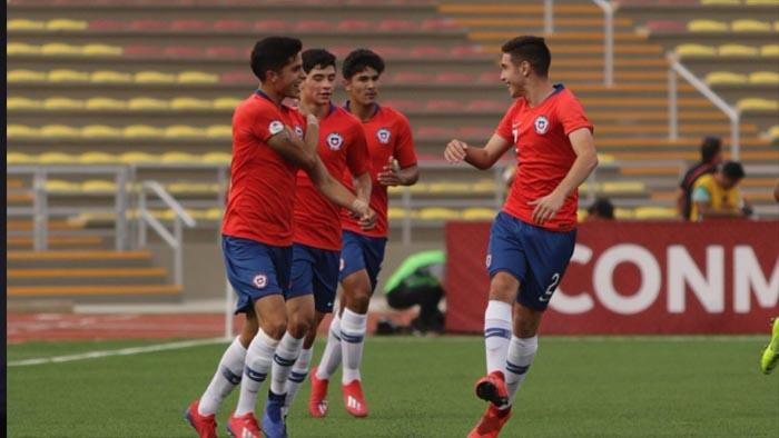 Chile goleó a Bolivia y clasificó al hexagonal final del Sudamericano Sub 17