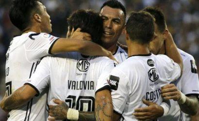 Colo Colo volvió al camino del triunfo de la mano de Jorge Valdivia
