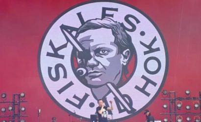 """""""Esta es la verdadera cara del fascismo"""": Kast arremete contra Fiskales Ad-Hok por foto utilizada en Lollapalooza"""