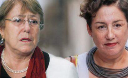 Bachelet-Sánchez, el duelo que intriga a la izquierda