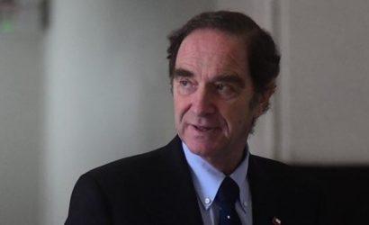 """A lo Poncio Pilatos: Ministro de Justicia dice que los """"senadores tienen la ultima palabra """" sobre ascenso de Dobra Lusic a la Suprema"""