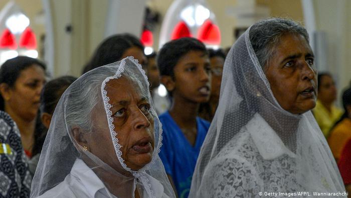 Católicos de Sri Lanka vuelven a misas dominicales por primera vez desde ataques terroristas