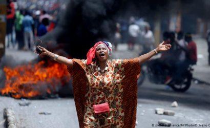 Miles de manifestantes exigen en Haití la renuncia del presidente