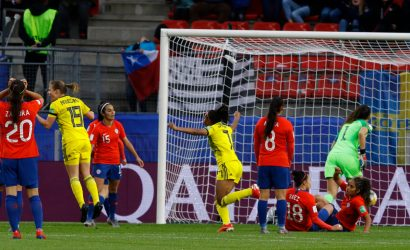 La Roja femenina aguanta, pero termina cayendo ante Suecia