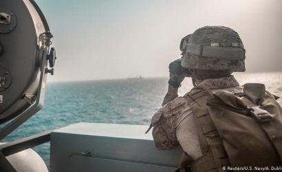 EE. UU. solicita formalmente a Alemania sumarse a misión militar en el Estrecho de Ormuz