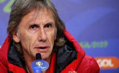 """Gareca y duelo ante Chile: """"Sabemos que podemos ganarle a cualquiera"""""""