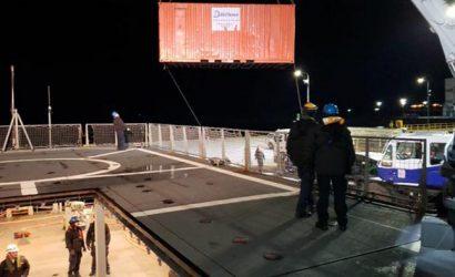 Armada confirmó derrame de 40 mil litros de petróleo en Puerto Natales