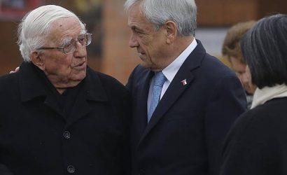 Bernardino Piñera desconoce denuncia: «Siempre he tenido una conducta intachable»