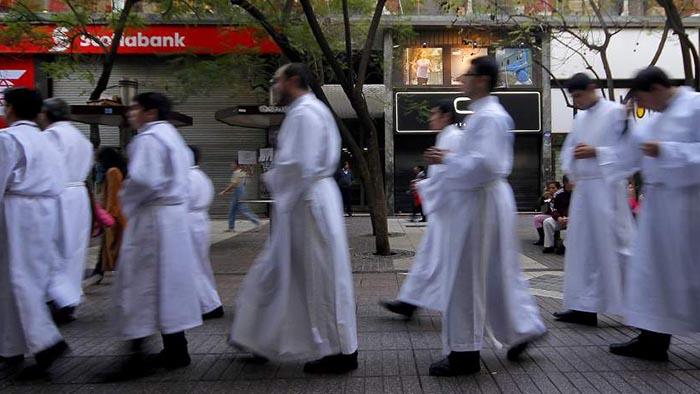 """Sacerdote Enrique Opaso: """"Nosotros hemos sido las otras víctimas"""""""