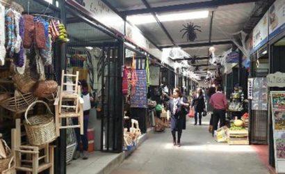 Subdere financiará el 50% de la reconstrucción del Mercado Municipal de Talca