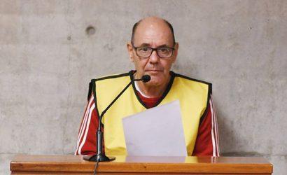 Caso Guzmán: juez Carroza desecha la petición de la defensa del «comandante Ramiro» para rebajar su condena