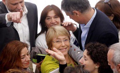OAS: bacheletismo se defiende con todo y apunta a Piñera
