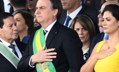 Bolsonaro fue operado con éxito tras una larga cirugía por hernia abdominal