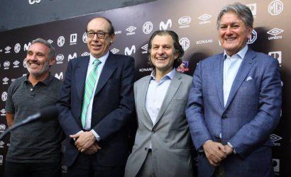 Quién es Alejandro Ascuí, el nuevo director de Colo Colo