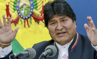 Encuesta señala que Evo Morales perdería en una posible segunda vuelta en elecciones