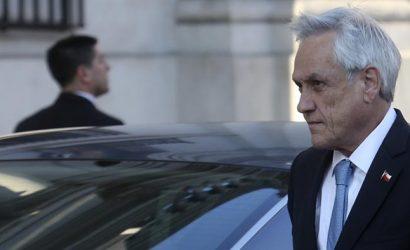 """Tiempos mejores para Piñera: será premiado en Estados Unidos por sus """"contribuciones ejemplares a la comunidad global y a Chile"""""""