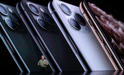Apple presentó el iPhone 11 y lanzó plataforma para competirle a Netflix