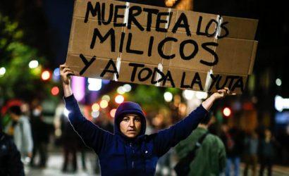 Chile: no es «descontento social», es un golpe de la izquierda internacional