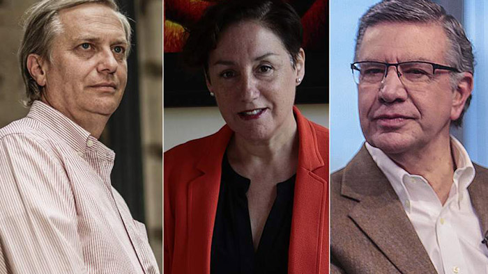 Y eso que las elecciones no serán este domingo: Cómo la crisis impacta a JA Kast, Sánchez y Lavín