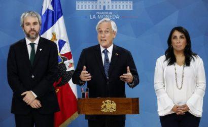 """INFORME DE INTELIGENCIA MOSTRARÍA """"INJERENCIA EXTRANJERA"""" EN ESTALLIDO SOCIAL"""