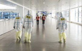 China oculta el alcance del brote de virus, dice inteligencia de EE. UU.