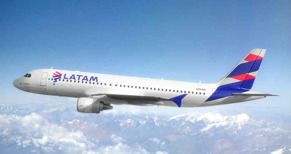 LATAM Airlines se declara en bancarrota en Estados Unidos