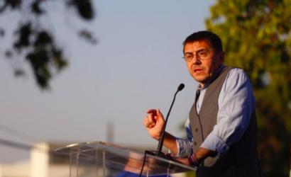 El dirigente español acusado de recibir millonario financiamiento del chavismo, que vino a Chile sin cobrar un peso