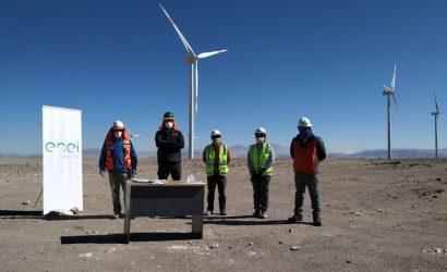 Enel Green Power inicia construcción de parque solar Azabache en el norte del país