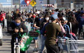 Estudio deja a Chile entre los países que menos respeta la distancia social y el lavado de manos