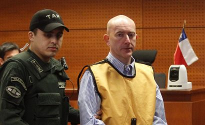 Corte Suprema liberó a Rafael Garay: Descartó «riesgo de reincidencia»